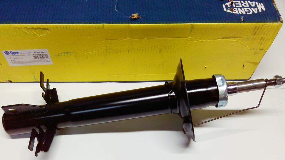 Амортизатор Пежо передний газовый. MAGNETI MARELLI