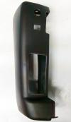 Угол заднего бампера Пежо BOX III - левый (BSG)