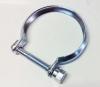 Хомут глушителя катализатора Peugeot Boxer-3 FISCHER